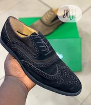 Suede Broques Lace-up | Shoes for sale in Lagos State