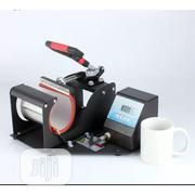Courage High Quality Sublimation Mug Heat Press Machine | Printing Equipment for sale in Lagos State, Lagos Island