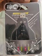 USB Audio Adapter For PC | Computer Accessories  for sale in Lagos State, Ajah
