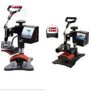 Digital Cap Heat Press Machine With Swing Away Style | Printing Equipment for sale in Lagos State, Ikorodu