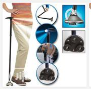 Dependable Walking Magic Foldable Trusty Cane With Built-in Light   Medical Equipment for sale in Lagos State, Lagos Island