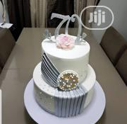 70th Birthday Cake | Meals & Drinks for sale in Lagos State, Magodo
