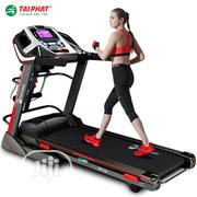 High Quality Electrical 2.5HP Treadmill With Massager | Sports Equipment for sale in Lagos State, Victoria Island