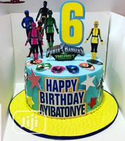 Power Ranger's Cake | Meals & Drinks for sale in Lagos State, Ipaja