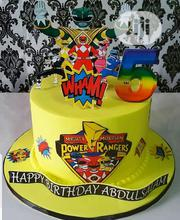 Power Rangers Cake | Meals & Drinks for sale in Lagos State, Ipaja
