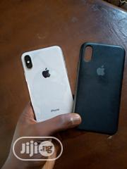 Apple iPhone X 256 GB Silver | Mobile Phones for sale in Delta State, Ethiope East