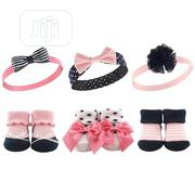 New Born Baby Girl Shoe Sets | Babies & Kids Accessories for sale in Lagos State, Lekki Phase 1