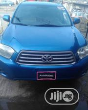 Toyota Highlander 2008 Blue | Cars for sale in Lagos State, Isolo