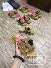 Original Versace Slides, With It'S Pack   Shoes for sale in Lagos State