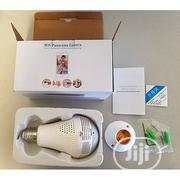 Wifi Panorama Camera Bulb. | Security & Surveillance for sale in Lagos State, Lekki Phase 2