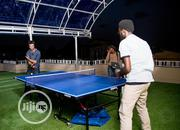 Standard High Quality Waterproof Outdoor Table Tennis Board | Sports Equipment for sale in Lagos State, Surulere