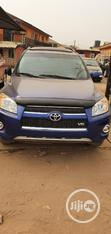 Toyota RAV4 2012 3.5 Limited Blue   Cars for sale in Alimosho, Lagos State, Nigeria