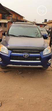 Toyota RAV4 2012 3.5 Limited Blue | Cars for sale in Lagos State, Alimosho