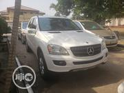 Mercedes-Benz M Class 2006 White | Cars for sale in Lagos State, Kosofe