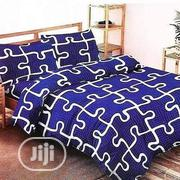 Outstanding Duvet,Bedsheet With 4 Pillow Cases 6x6 | Home Accessories for sale in Lagos State, Ikeja