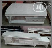 High Quality Marble Top Stand Plus Center Table | Furniture for sale in Lagos State, Ojo