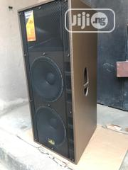 A Pair Of High Quality Accoustic Speaker (Model 215B) | Audio & Music Equipment for sale in Lagos State, Ojo