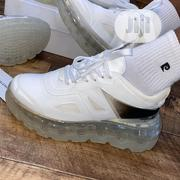 Balenciaga Bump Air White Transparent Sole Sneakers | Shoes for sale in Lagos State, Lagos Island