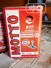 Original 4litres ATF(Automatic Transmission Fluid) MOTTO | Vehicle Parts & Accessories for sale in Lagos State, Mushin