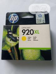 Hp Printer Ink 920 Yellow | Accessories & Supplies for Electronics for sale in Lagos State, Ikeja