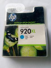 Hp Printer Ink 920 Cyan | Accessories & Supplies for Electronics for sale in Lagos State, Ikeja