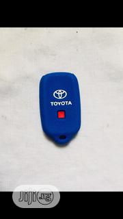 2buttons Silicone Car Remote Key Fob Shell Cover Case | Vehicle Parts & Accessories for sale in Lagos State, Ikoyi