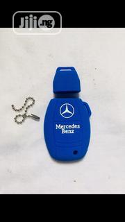 2buttons Silicone Car Remote Key Fob Shell Cover Case MERCEDES BENZ   Vehicle Parts & Accessories for sale in Lagos State, Ikoyi