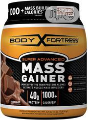 Body Fortress® Super Advanced Mass Gainer, Chocolate, 2.25 LBS   Vitamins & Supplements for sale in Lagos State, Ikeja