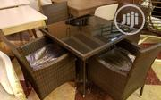 Outdoor Chair With Table | Furniture for sale in Lagos State, Ajah