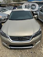 Honda Accord 2014 Gold | Cars for sale in Abuja (FCT) State, Gwarinpa