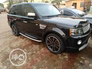 Land Rover Range Rover Sport 2010 Black | Cars for sale in Delta State, Oshimili South