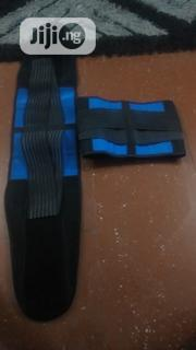 Waist Trainer Belt And Fat Remover   Sports Equipment for sale in Lagos State, Ikeja