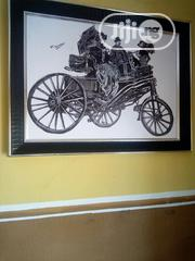 Drawing Of First Car Ever Made | Arts & Crafts for sale in Edo State, Benin City