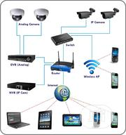 CCTV Surveillence Camera Timmartech Technology Services. | Security & Surveillance for sale in Lagos State, Lagos Island