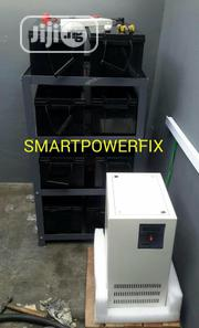 Nexus 5kva Inverter Installation With Rugged 8batteries | Building & Trades Services for sale in Lagos State, Lekki Phase 1