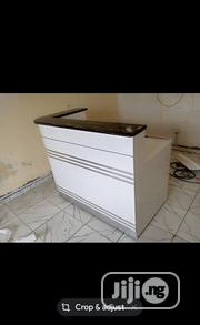 Marble Top Receptionist Office Table | Furniture for sale in Lagos State, Ojo