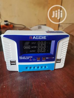 New Model Raggie Solar Charge Controller 40ah 12/24v