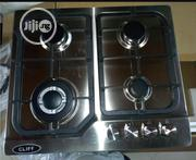 4 Burner Gas Cooker Model Cli-4gs | Kitchen Appliances for sale in Lagos State, Lagos Island