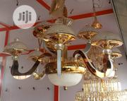 Led Crystal Chandalier Gold | Home Accessories for sale in Lagos State, Ojo