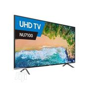 Samsung 43 Iinches 4K Uhd Smart TV - 43nu710 | TV & DVD Equipment for sale in Lagos State, Lagos Island