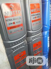 Best Quality 25litres 20W50 MOTTO Petrol Engine | Vehicle Parts & Accessories for sale in Lagos State, Ojota