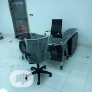 Perfect Glass Executive Office Table (1.6 Meters 1.8 Meters Etc) | Furniture for sale in Lagos State, Lagos Mainland