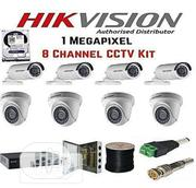 Hikvision CCTV Camera 8CH Combo Kit | Security & Surveillance for sale in Lagos State, Ikeja