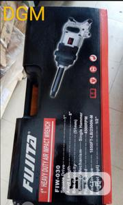 """Air Impact Wrench 1"""" With Socket 