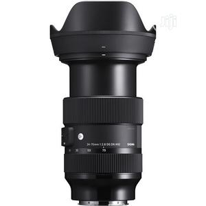 Sigma 24-70mm F/2.8 DG DN Art Lens For SONY E