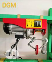Electric Wire Hoist Crane 1000kg | Manufacturing Equipment for sale in Lagos State, Ikeja