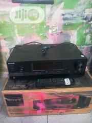 Sony Audio Receiver/Amplifier And Sony Speaker | Audio & Music Equipment for sale in Abuja (FCT) State, Garki 1