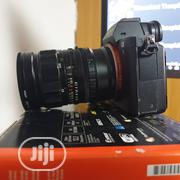 Sony A7sii With 28mm Cine Lens | Photo & Video Cameras for sale in Lagos State, Ifako-Ijaiye