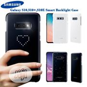 Original Samsung LED Cover For Samsung Galaxy S10 | Accessories for Mobile Phones & Tablets for sale in Lagos State, Ikeja
