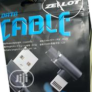 Zealot Fast Charge&Data Sync Cable iPhones/Pad/Pads | Accessories for Mobile Phones & Tablets for sale in Lagos State, Ikeja